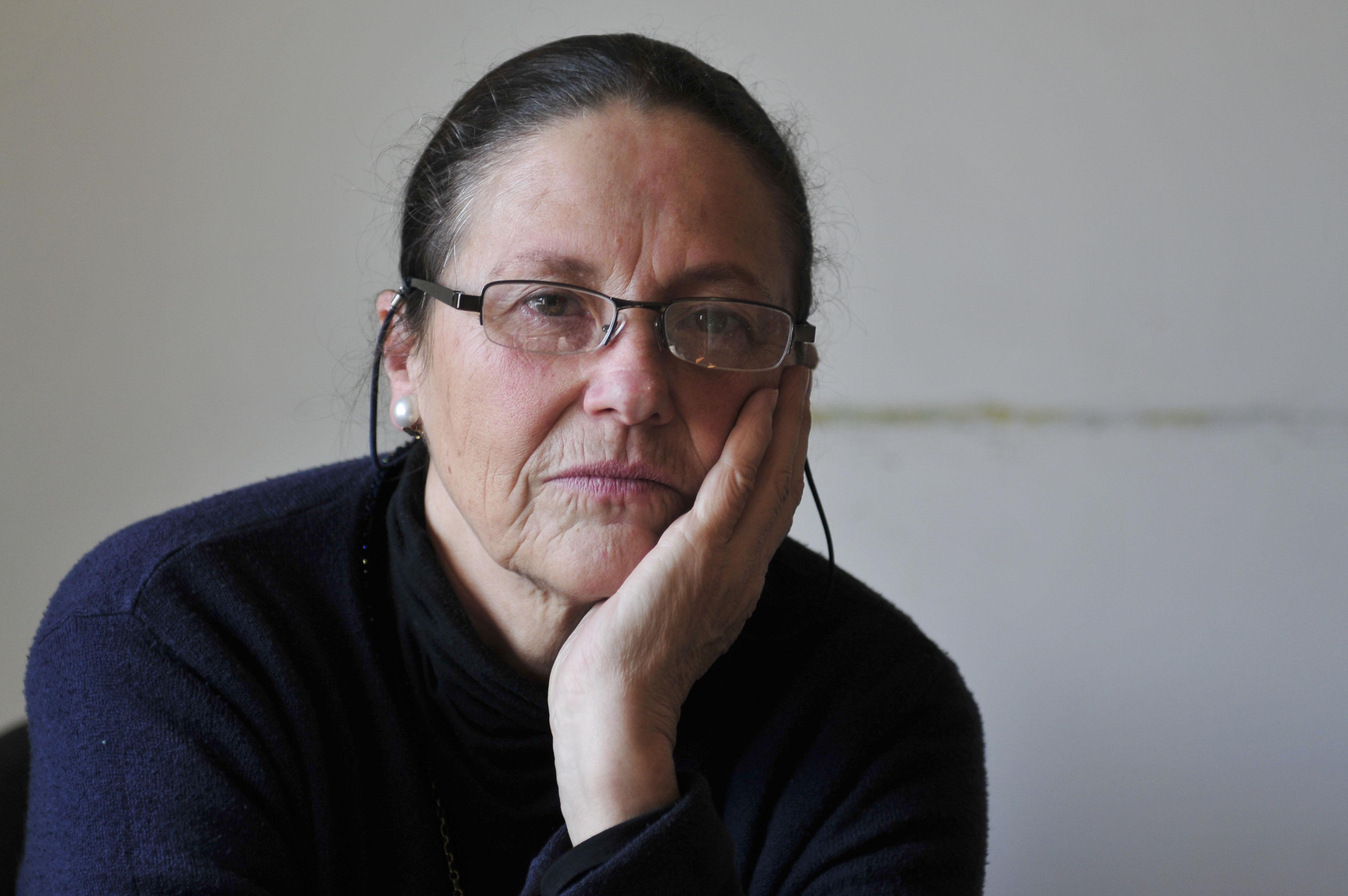 La Ps. y Doctora en Educación, María Elena Gorostegui,