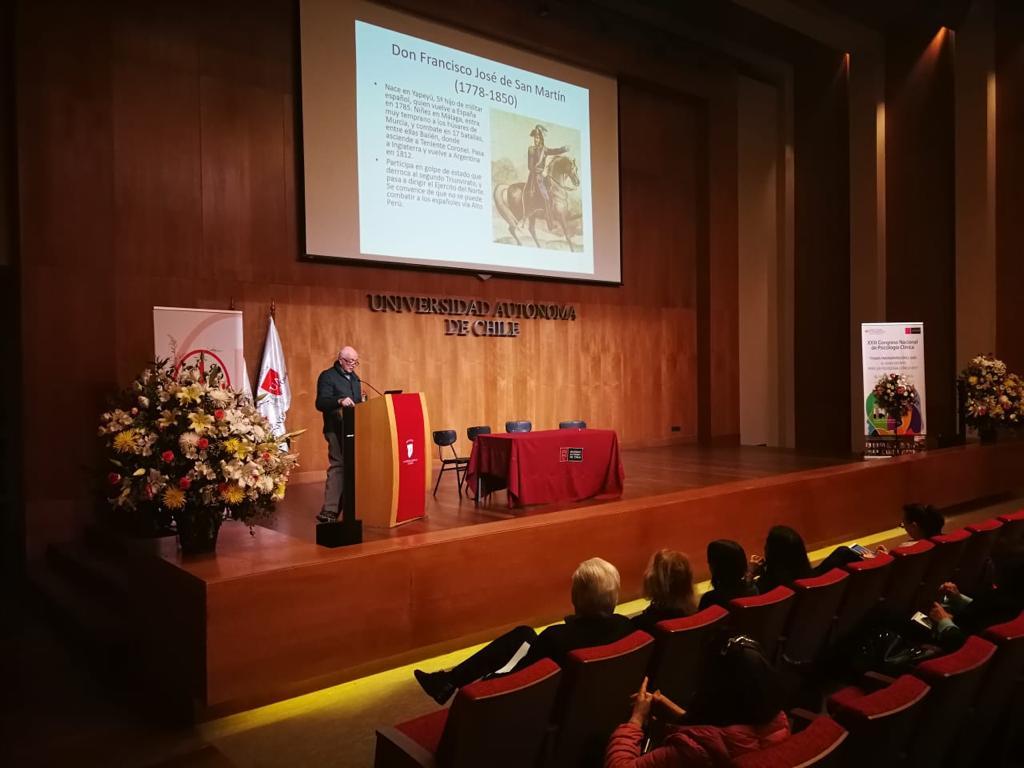 Conferencia Dr. Florenzano