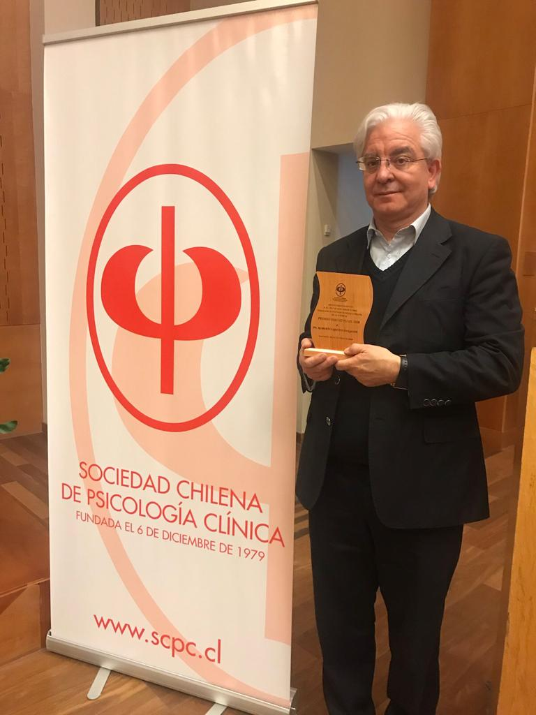 Premio Sergio Yulis. Roberto Arístegui